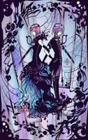 Old Mirror by Yuka-Soemy