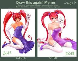 Mascot rework by Yuka-Soemy