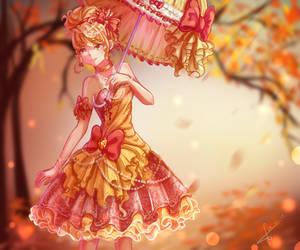 Autumn Dream by Naomi-Hikari