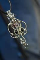 Cuttlefish Pendant by Sadis7ic