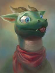 Dragoncin by Keiler-art