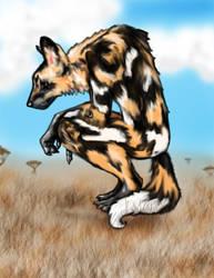 Were Wild Dog by evolra