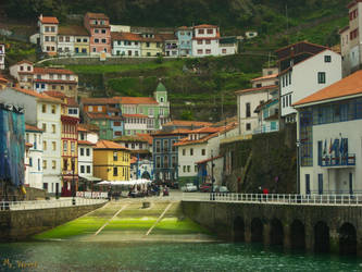 Cudillero by Mr-Vicent