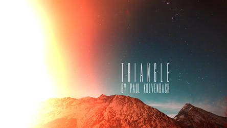 triangle - video by Paintpaul