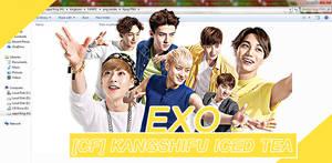 66 / EXO - KANGSHIFU ICED TEA Render Pack by kkkai