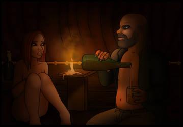 Take some rum 2.0 by Shadowglove