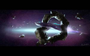 Space Thunder by Dekus