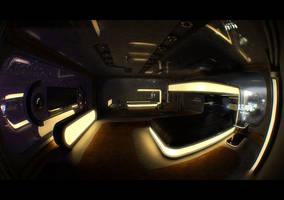 Space hotel v2 by Dekus