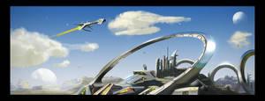 A new city by Dekus