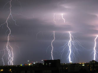 Lightning Storm 2008 by nagol019