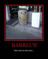 Barrels! by Quana0204