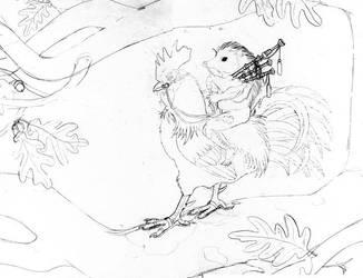 Hans My Hedgehog by Vogelein
