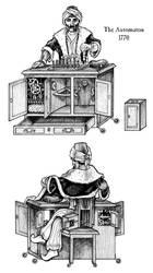 Automaton Model Sheet by Vogelein