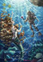 Little Mermaid by Kularien