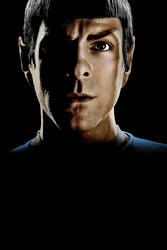 Quinto Spock in Color by unlimiteditions