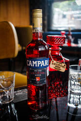 Campari Night by Badzka
