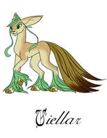 V is for Viellar by purenightshade