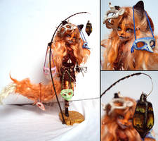 Masquerade by fuchskauz