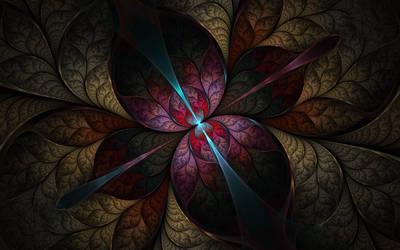 Flower Inlay by Liasmani