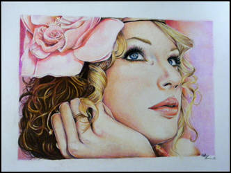 Taylor Swift by little-native