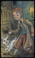 Tintin by sharkie19