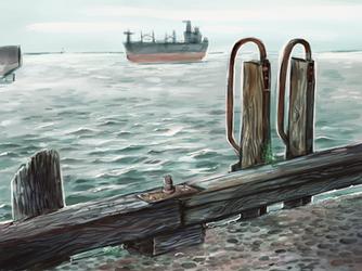 Pier by sharkie19