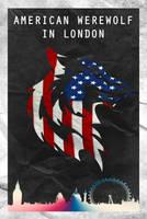 American Werewolf In London Minimalist Poster by FearOfTheBlackWolf