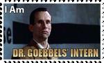 Downfall Stamps: Joseph Goebbels by FearOfTheBlackWolf