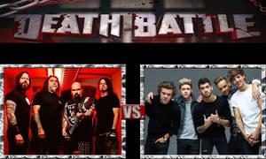 Death Battles: Slayer Vs. One Direction by FearOfTheBlackWolf