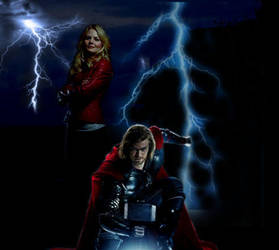The Hope and the God of Thunder by FantasticalWonder