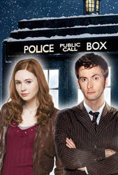 A TARDIS Team by FantasticalWonder