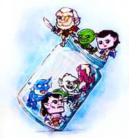 Jar of Garg by HollyRoseBriar