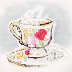 Teacup by HollyRoseBriar