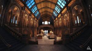 History Museum NightShot Wip by AhmadTurk