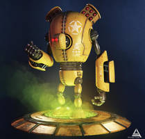 Robot by AhmadTurk