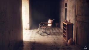 Hospital Alley VII by AhmadTurk