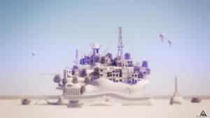 Island Wip by AhmadTurk
