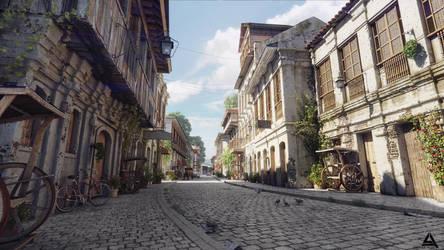 Old Street by AhmadTurk