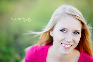 Senior: Katie 2 by panderbear