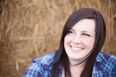 Senior: Nicole by panderbear