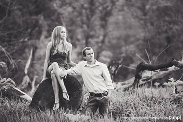 Engaement: Katie and Bryce 02 by panderbear