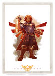 Day 4: Ganondorf by Eddy-Swan-Art