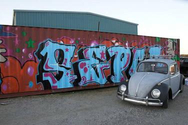 Graffiti 2 by outlawalice