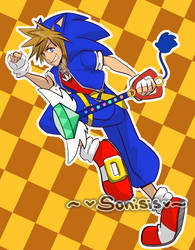 Sora Sonic by Sonicsis