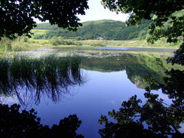 Loch reflections 2 by KayTeez