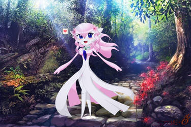 Sakura - The Porcelain Princess by Steve-O-Clock