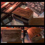 Stanger Things for Stranger Secret by StudioTamago