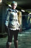 #Biohazard 6  -  Sherry Birkin by DemonLeon3D
