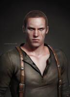 Wesker's Son by DemonLeon3D