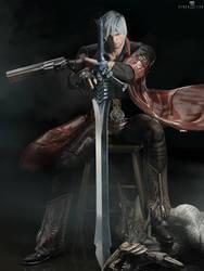 Dante by DemonLeon3D